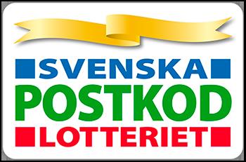 Svenska PostkodLotteriet logotyp